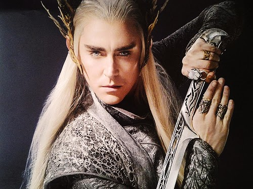thranduil 2014 calendar the hobbit lee pace