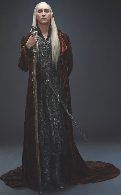 lee pace king thranduil hobbit
